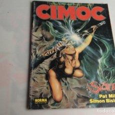 Cómics: CIMOC Nº 110 - EDITA : NORMA. Lote 169075412