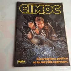 Cómics: CIMOC Nº 92 - EDITA : NORMA. Lote 278472808