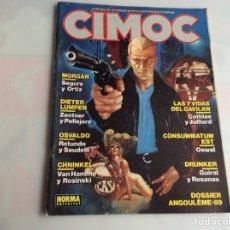 Cómics: CIMOC Nº 96 - EDITA : NORMA. Lote 278472823
