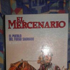 Cómics: EL MERCENARIO: EL PUEBLO DEL FUEGO SAGRADO: SEGRELLES: NORMA. Lote 169099981