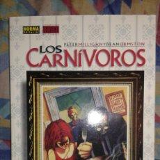 Cómics: LOS CARNIVOROS: VERTIGO: NORMA. Lote 169139249