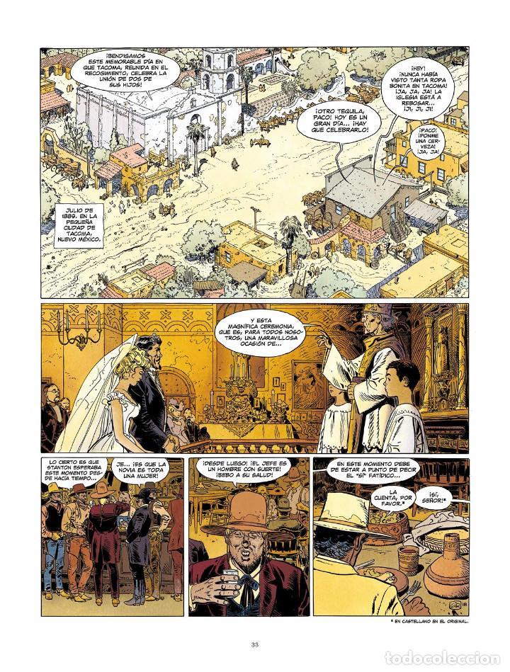Cómics: Cómics. BLUEBERRY. EDICIÓN INTEGRAL 8 - Charlier/Giraud (Cartoné) - Foto 2 - 169236296