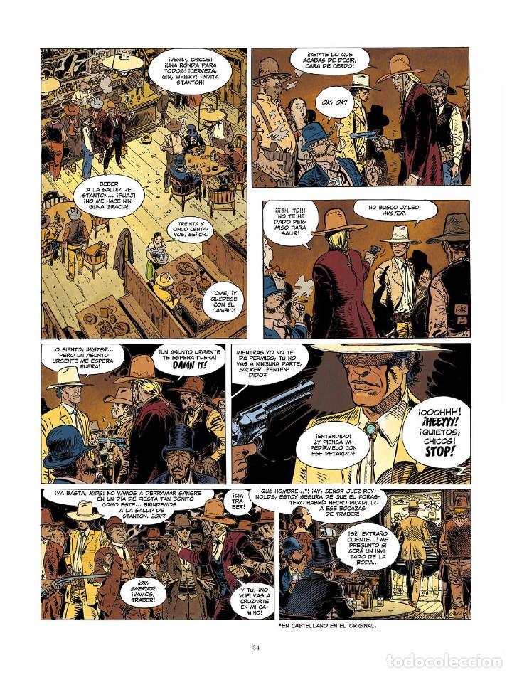 Cómics: Cómics. BLUEBERRY. EDICIÓN INTEGRAL 8 - Charlier/Giraud (Cartoné) - Foto 3 - 169236296