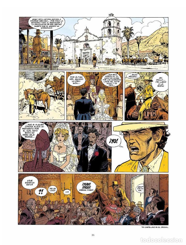 Cómics: Cómics. BLUEBERRY. EDICIÓN INTEGRAL 8 - Charlier/Giraud (Cartoné) - Foto 4 - 169236296