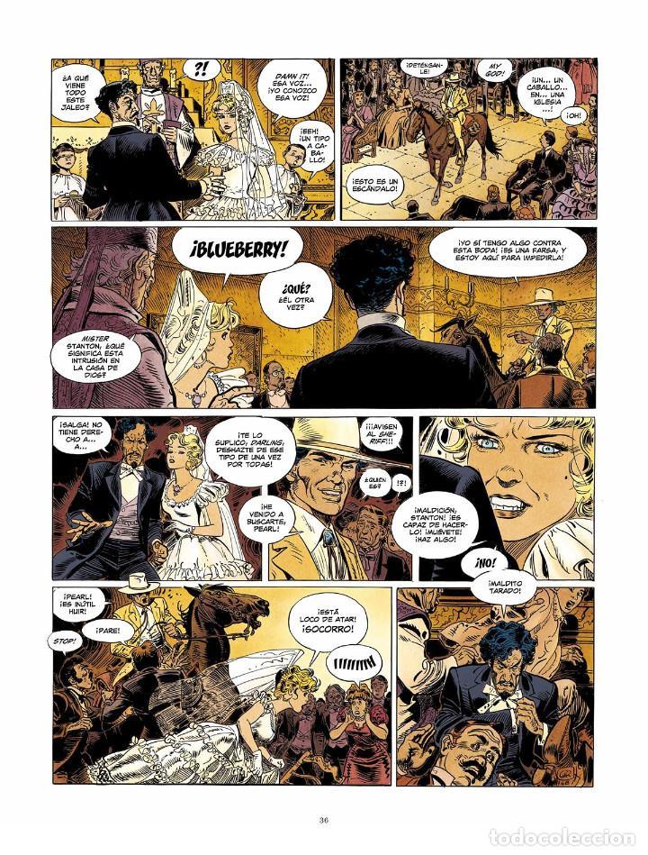Cómics: Cómics. BLUEBERRY. EDICIÓN INTEGRAL 8 - Charlier/Giraud (Cartoné) - Foto 5 - 169236296