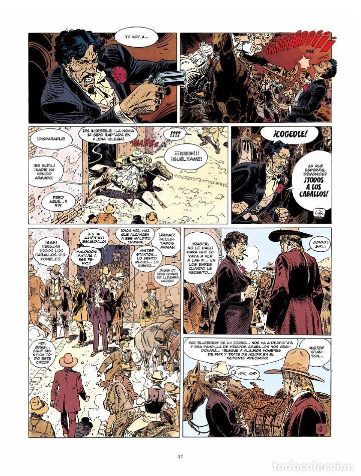 Cómics: Cómics. BLUEBERRY. EDICIÓN INTEGRAL 8 - Charlier/Giraud (Cartoné) - Foto 6 - 169236296
