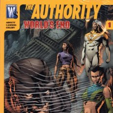 Cómics: THE AUTHORITY WORLD'S END 1 Y 2 - ABNETT · LANNING. Lote 169297910