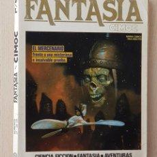 Cómics: FANTASIA CIMOC, Nº 27 - 28 - 29. Lote 169369660