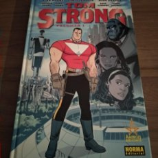 Cómics: TOM STRONG - VOLUMEN 1 - ALAN MOORE. Lote 169391376