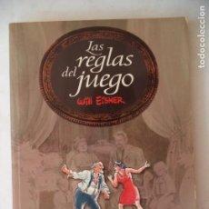 Cómics: LAS REGLAS DEL JUEGO WILL EISNER NORMA . Lote 169559872