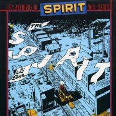 Cómics: LOS ARCHIVOS DE THE SPIRIT (WILL EISNER) NORMA - IMPECABLE. Lote 169605272