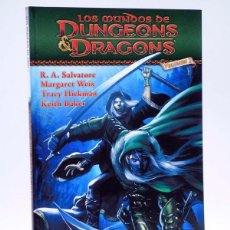 Cómics: ALQUIMIA 18. LOS MUNDOS DE DUNGEONS & DRAGONS VOL 1 (VVAA) NORMA, 2012. OFRT ANTES 12,95E. Lote 228572985