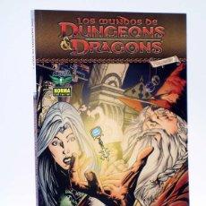 Cómics: ALQUIMIA 19. LOS MUNDOS DE DUNGEONS & DRAGONS VOL 2 (VVAA) NORMA, 2012. OFRT ANTES 12,95E. Lote 228572990