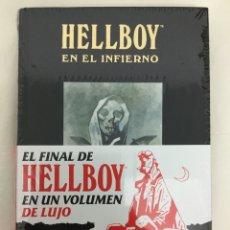 Cómics: HELLBOY. EDICIÓN INTEGRAL DE LUJO VOL. 4 - EN EL INFIERNO - MIKE MIGNOLA - NORMA EDITORIAL. Lote 169863894