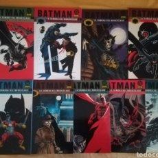 Cómics: BATMAN LA SOMBRA DEL MURCIÉLAGO 9 TOMOS COMPLETA BUEN ESTADO. Lote 170077201