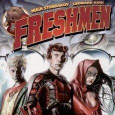 Comics: FRESHMEN. OBRA COMPLETA: 4 TOMOS. NORMA. RUSTICA. Lote 190182881