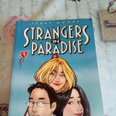 Cómics: CÓMIC STRANGERS IN PARADISE TOMÓ 1 NORMA. Lote 170086917