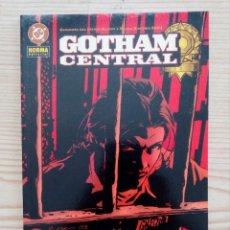 Cómics: GOTHAM CENTRAL - MEDIA VIDA - NORMA. Lote 170276332