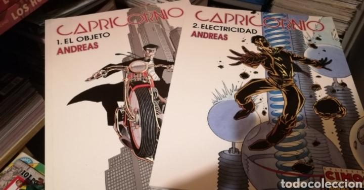 Cómics: Rork de Andreas-coleccion completa-Norma+Capricornio (dos únicos tomos) - Foto 2 - 135384313