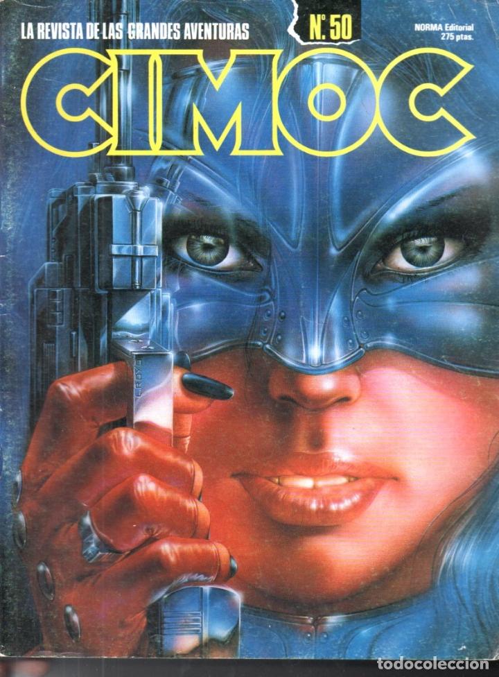 Cómics: CIMOC Nº 46 - 50 - 51 - 73 - 75 - Foto 5 - 170524648