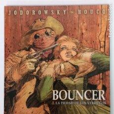 Cómics: BOUNCER, JODOROWSKY-BOUCQ, NORMA EDITORIAL 2003. Lote 170848495