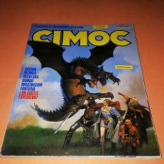 Cómics: CIMOC. RETAPADO. INCLUYE Nº 56,57,58. BUEN ESTADO.. Lote 171010249