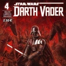 Cómics: COMIC - STAR WARS DARTH VADER - 4 - PLANETA CÓMIC - NUEVO / N-8881. Lote 171056404