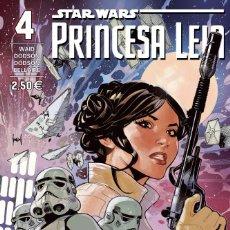 Cómics: COMIC - STAR WARS - PRINCESA LEIA - 4 - PLANETA CÓMIC - NUEVO / N-8921. Lote 171061468