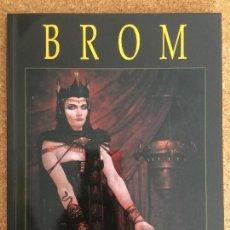 Cómics: EL ARTE DE BROM. OFRENDAS - NORMA EDITORIAL - MUY BUEN ESTADO - GCH. Lote 171092478