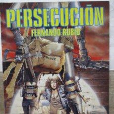 Cómics: PERSECUCION - FERNANDO RUBIO - CIMOC EXTRA - NORMA EDITORIAL. Lote 171104793