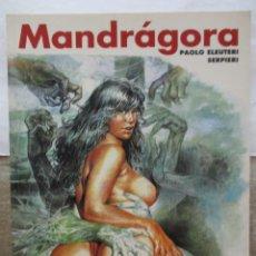 Cómics: MANDRAGORA - DRUUNA - PAOLO ELEUTERI - SERPIERI NORMA EDITORIAL. Lote 171104989