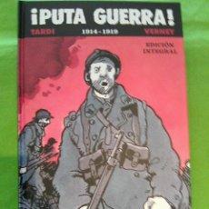 Cómics: ¡PUTA GUERRA!. Lote 171110248