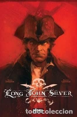 LONG JOHN SILVER INTEGRAL - NORMA 2019 - DORISON Y LAUFFRAY (Tebeos y Comics - Norma - Comic Europeo)