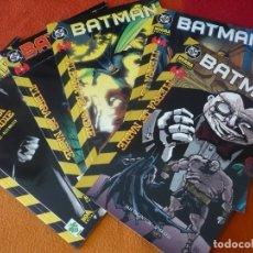 Cómics: BATMAN NºS 5, 6, 7, 8 Y 9 TIERRA DE NADIE ( GALE GRAYSON MALEEV ) ¡MUY BUEN ESTADO! NORMA DC. Lote 171297993