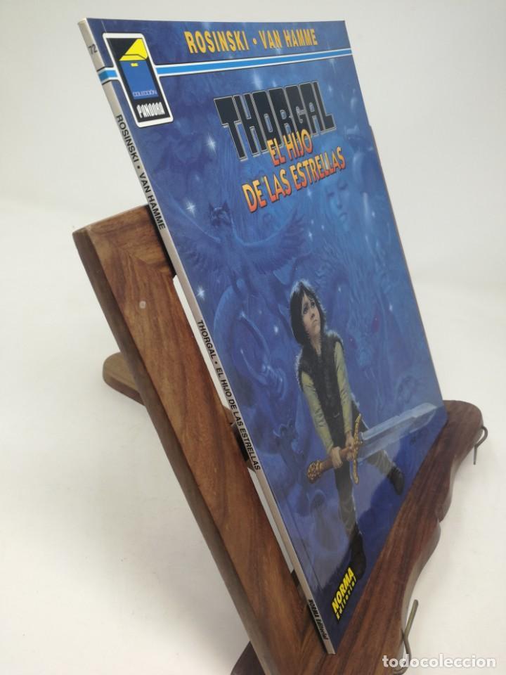 Cómics: Thorgal. Hijo de las estrellas. Norma colección Pandora. Rosinski/Van Hamme - Foto 2 - 171360177