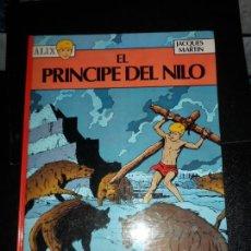 Cómics: ALIX EL PRINCIPE DEL NILO . JACQUES MARTIN . NORMA EDITORIAL TAPA DURA . Lote 171375523