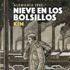 Cómics: NIEVE EN LOS BOLSILLOS (KIM) NORMA - CARTONE - IMPECABLE - OFI15T. Lote 171387499
