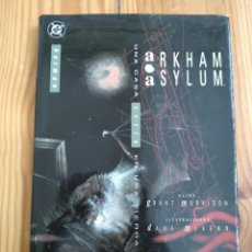 Cómics: ARKHAM ASYLUM - GRANT MORRISON & DAVE MCKEAN - BATMAN. Lote 171432312
