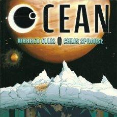 Cómics: OCEAN - COL. EL DIA DESPUES Nº 14 (WARREN ELLIS / CHRIS SPROUSE) NORMA - MUY BUEN ESTADO. Lote 171439103