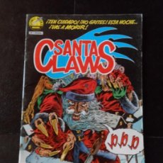 Cómics: SANTA CLAWS. LAS GARRAS DE SANTA CLAUS. Nº 1. OLBRICH Y DEODATO. NORMA EDITORIAL. COMIC BOOKS. Lote 171464409