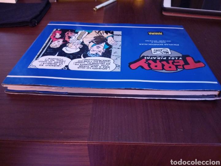 Cómics: Terry y los piratas. Milton Caniff. Páginas dominicales Volumen 2 (22/12/35-27/12/36) - Foto 3 - 171475680