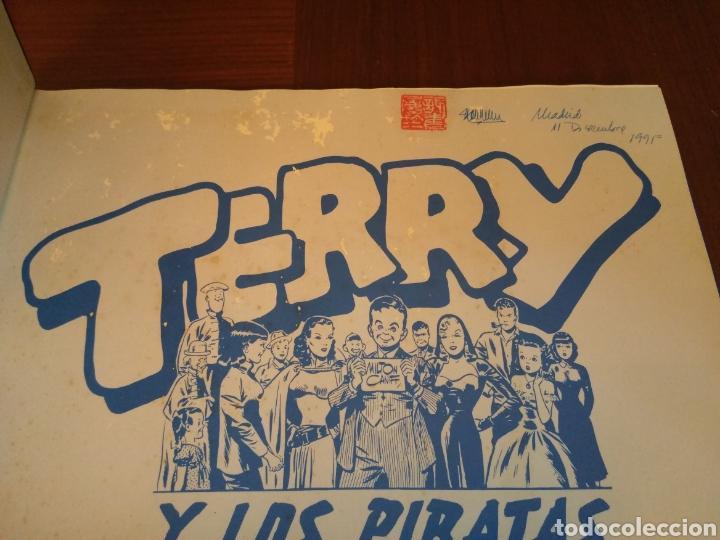 Cómics: Terry y los piratas. Milton Caniff. Páginas dominicales Volumen 2 (22/12/35-27/12/36) - Foto 5 - 171475680