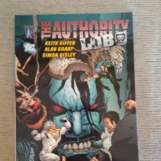 Cómics: THE AUTHORITY LOBO. NORMA. RÚSTICA.. Lote 171570087