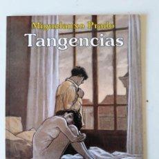 Cómics: MIGUELANXO PRADO: TANGENCIAS. Lote 171588149