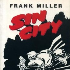 Cómics: COMIC001* SIN CITY, IDA FRANK MILLER, NORMA EDITORIAL. Lote 171691284
