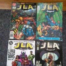 Cómics: JLA DE MORRISON - TOMOS 1 2 3 4 5 Y 6 DE ED. VID. Lote 171748544