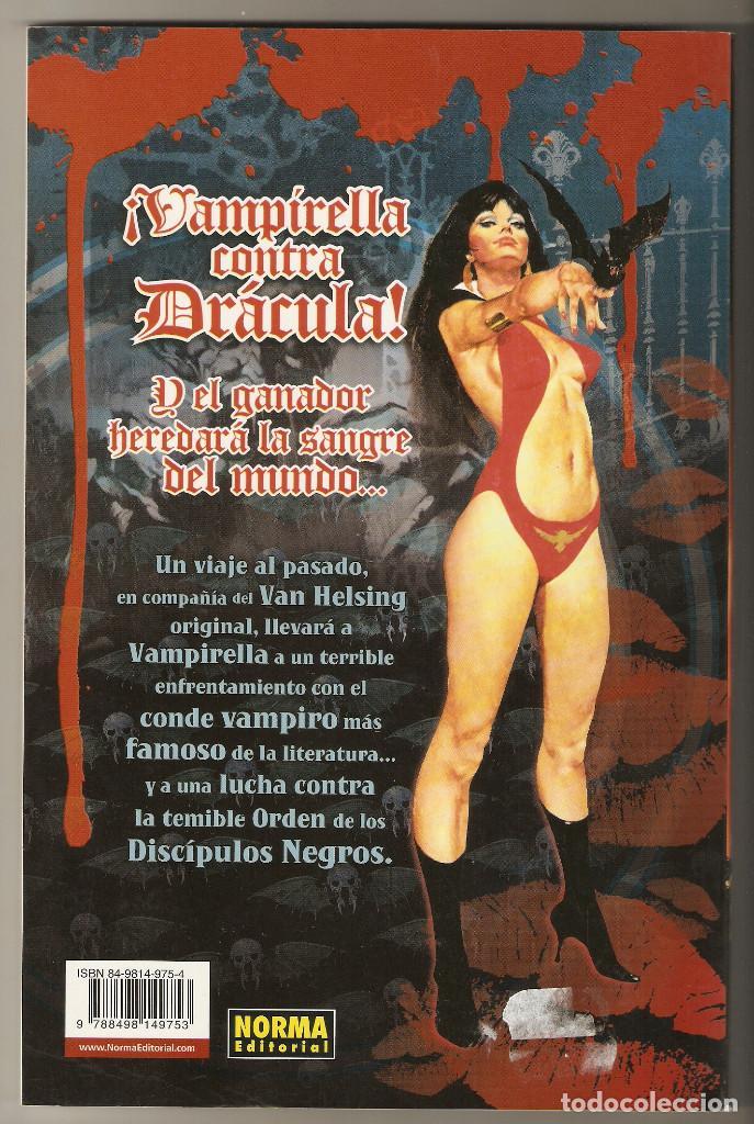 Cómics: VAMPIRELLA - LAS CRONICAS CARMESI - COLECCION COMPLETA 3 TOMOS - Foto 4 - 171765854