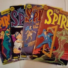 Cómics: LOTE DE 4 COMICS THE SPIRIT Nº 2-4-5-6 VER FOTOS. Lote 171837268