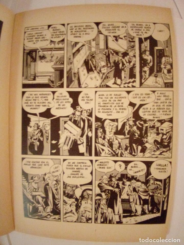 Cómics: LOTE DE 4 COMICS THE SPIRIT Nº 2-4-5-6 VER FOTOS - Foto 8 - 171837268