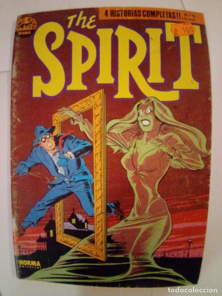 Cómics: LOTE DE 4 COMICS THE SPIRIT Nº 2-4-5-6 VER FOTOS - Foto 10 - 171837268